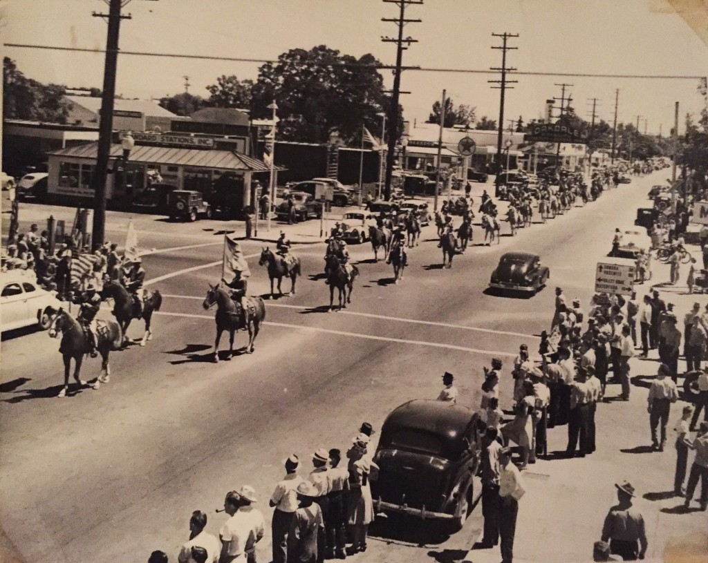 rodeo parade 60's